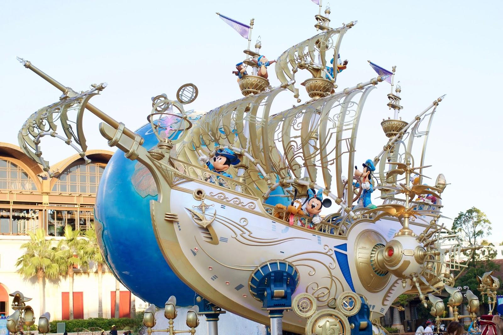 Tokyo Disney Sea Japan 15th Anniversary