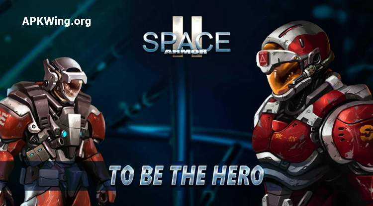 Space Armor 2 APK Screenshot