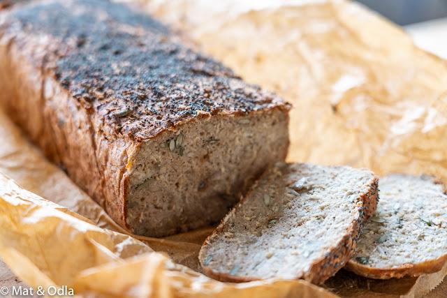 Glutenfritt filmjölksbröd med bovetemjöl