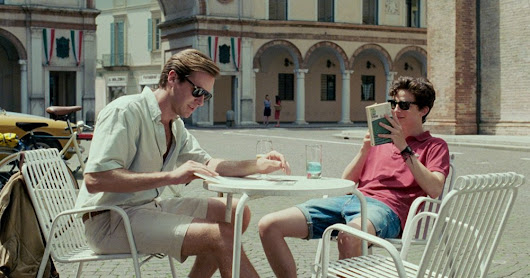 VIFF 2017 | 'Call Me by Your Name' Romances Summer