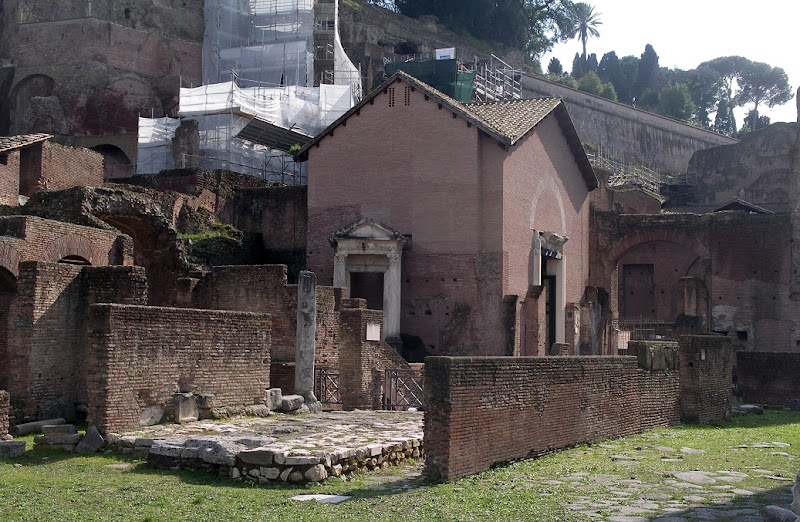 Santa Maria Antiqua in the Roman Forum opens doors