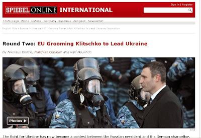 Τι θέλει να κρύψει ο «άνθρωπος κλειδί» της ουκρανικής αντιπολίτευσης;