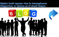 Digital Craft Agency vine in intampinarea bloggerilor