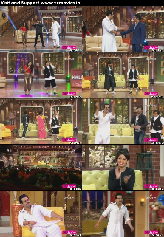 Comedy Nights Live 06 March 2016 HDTV 480p