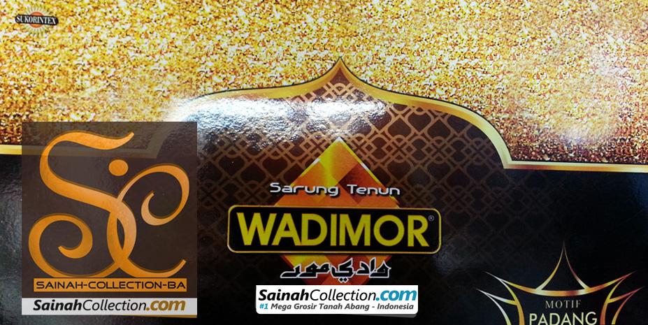 Sarung Wadimor Padang New Designs Edition | Distributor