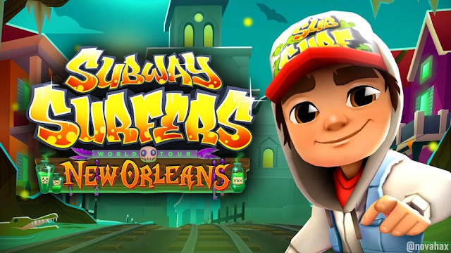 Surfers in new orleans hacked apk