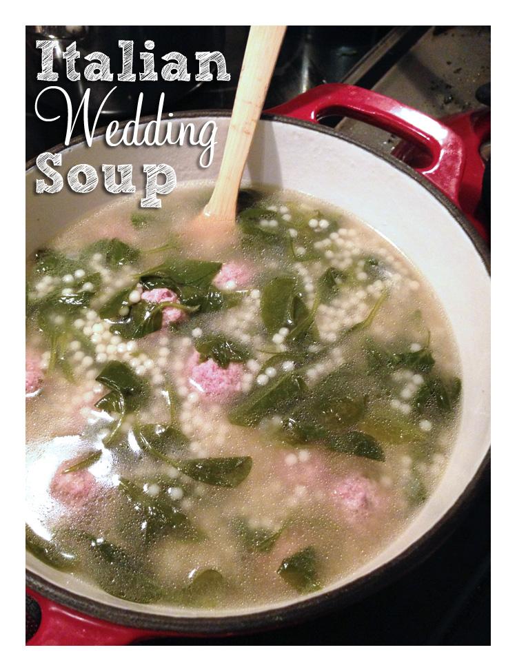 The Best Mom on the Block: Italian Wedding Soup