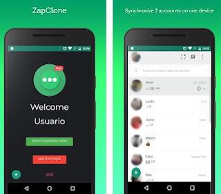 Cara Menggunakan ZapClone