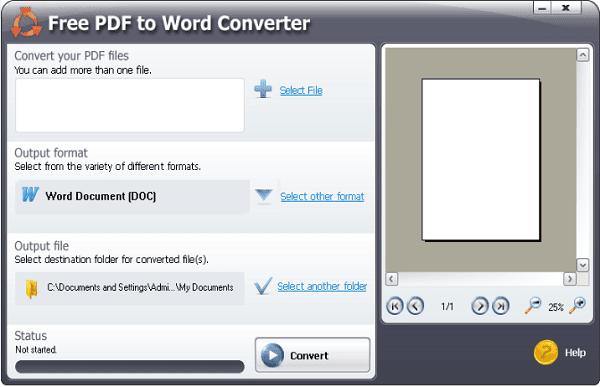 برنامج تحويل pdf الى word للكمبيوتر