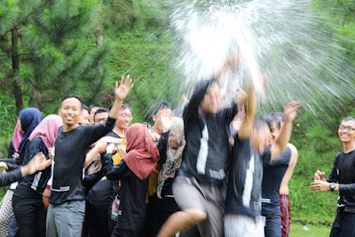 Outbound Training Untuk Corporate