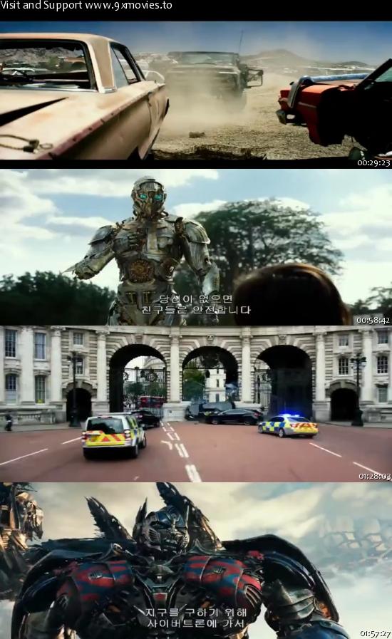 Transformers The Last Knight 2017 Dual Audio Hindi 480p HDRip