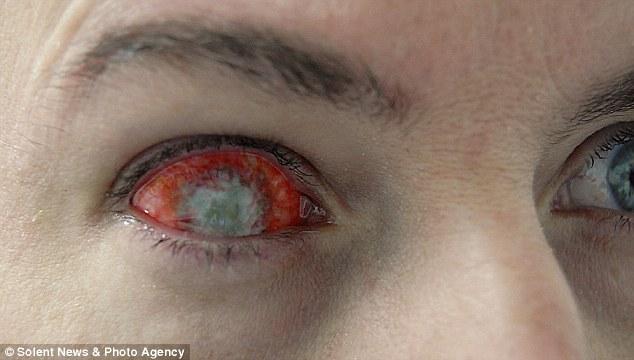 aGayaBak !!!: 7 Lensa Kontak Mata Yang Menyeramkan