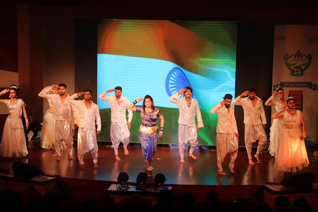 Classical Dancer Sudha Chandran perform in delhi