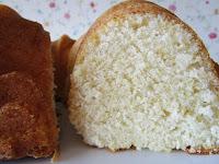 Bundt cake de nata montada (Siempredulces)