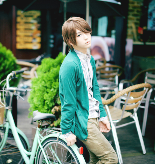 Ulzzang-- 얼짱: Ho Jun Yeon. Part 2