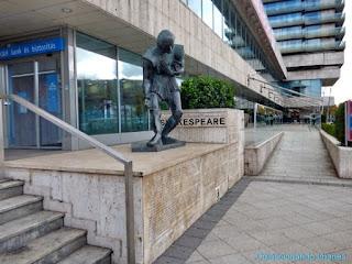 Escultura de Shakespeare Budapest