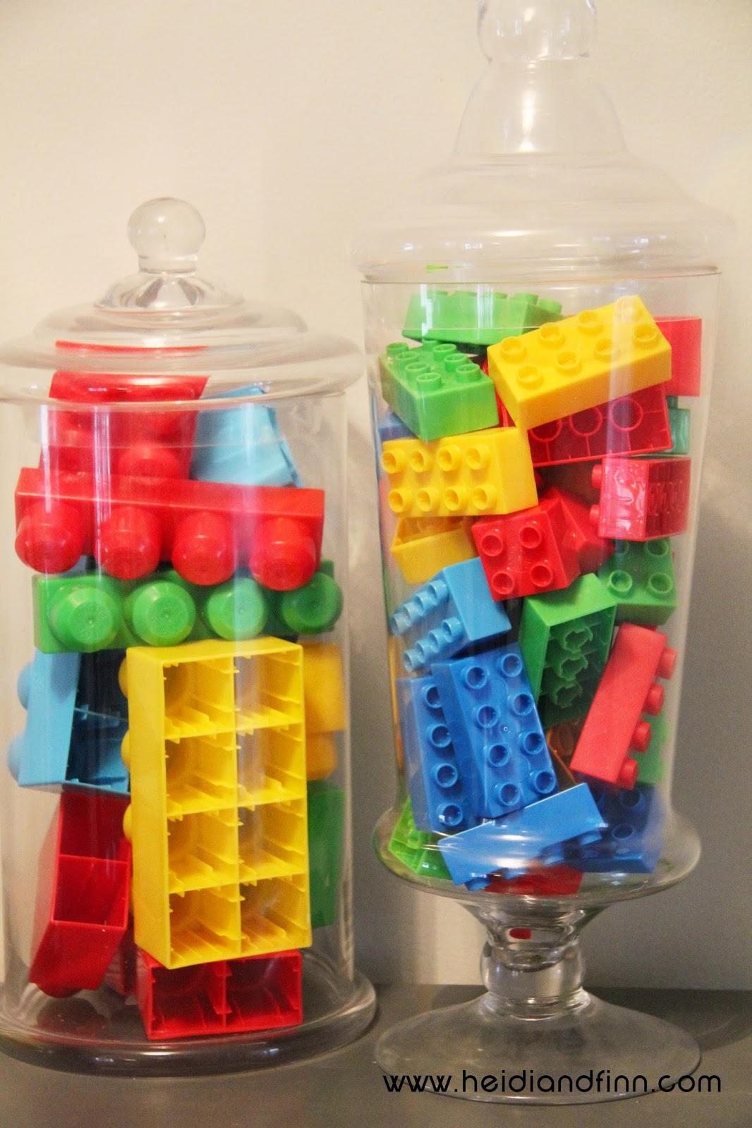 Heidiandfinn Modern Wears For Kids Lego Party Birthday