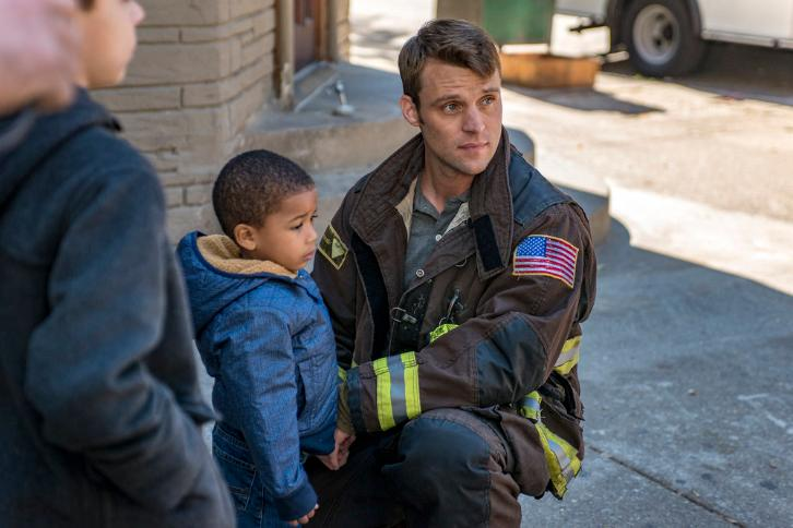 Chicago Fire - Episode 5.08 - One Hundred - Promo, Sneak Peeks, Promotional Photos & Press Release