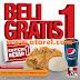 Promo KFC Beli 1 Gratis 1 Paket SUPER BESAR 1 Hingga 30 April 2017
