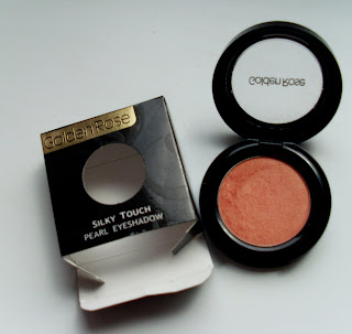 Golden Rosse Sillky Touch Pearl Eyeshadows