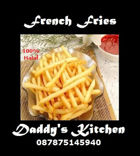 Bisnis, French Fries, Bisnis Modal Kecil