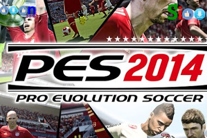 Free Download Game Pro Evolution Soccer 2014 (PES 2014) for PC Laptop