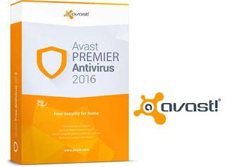 Logo Avast Premier 2016