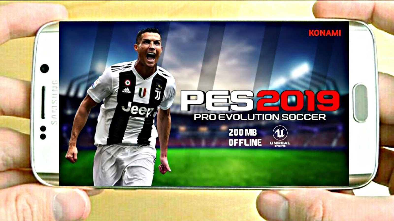 Download pes 2019 android offline 200mb | PES 19 PSP Game