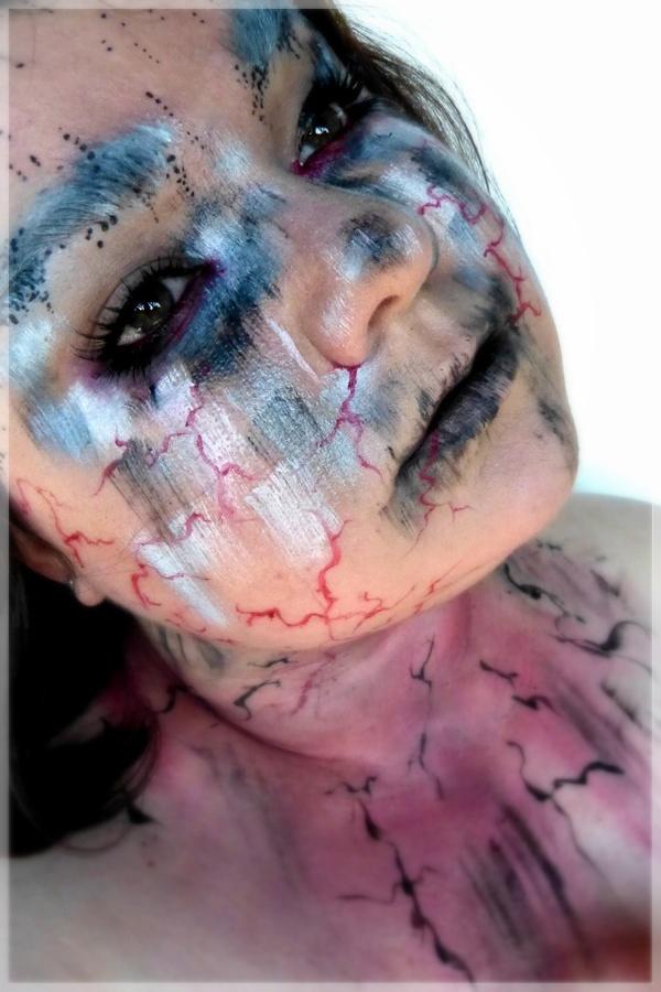 Harry Potter Makeup Unverzeihliche Flüche Crucio