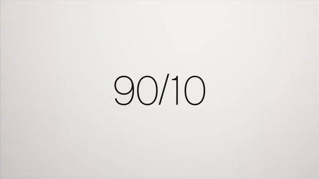 nguyên tắc 90/10