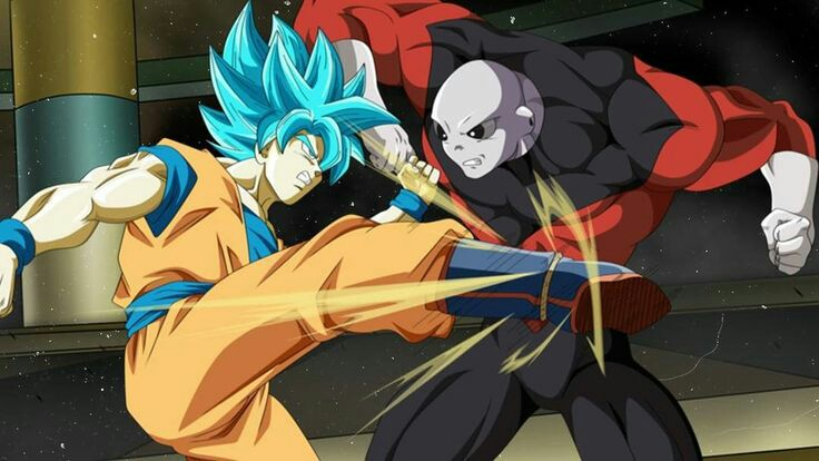 Dragon Ball Super Reveals Goku Vs Jiren Episode Promo Video.