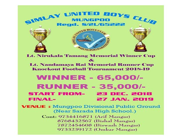 Simley United Boys Club Football