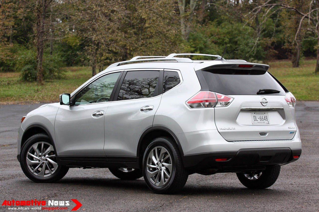 Automotive News 2014 Nissan Rogue