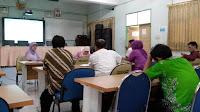 Rapat Panitia PAT Semester Genap Tahun 2017
