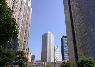 Nishishinjuku , Shinjuku-ku, Tokyo, Japan