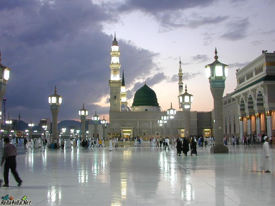 Islami Wazaif: Masjid-e-Nabvi