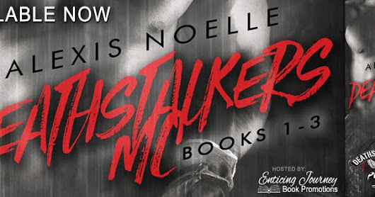 The Deathstalkers MC Books 1-3 Release #bookreview #teasers