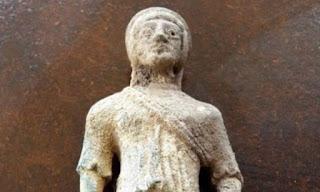 Ηράκλειο: Eιδώλιο γυναικείας μορφής εντοπίσθηκε σε περιοχή του δήμου Γόρτυνας