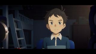 Uśmiechnięty Aoyama