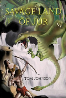 http://www.amazon.com/Savage-Land-Jur-Tom-Johnson-ebook/dp/B008S2A4TY/ref=la_B008MM81CM_1_17?s=books&ie=UTF8&qid=1459539753&sr=1-17&refinements=p_82%3AB008MM81CM