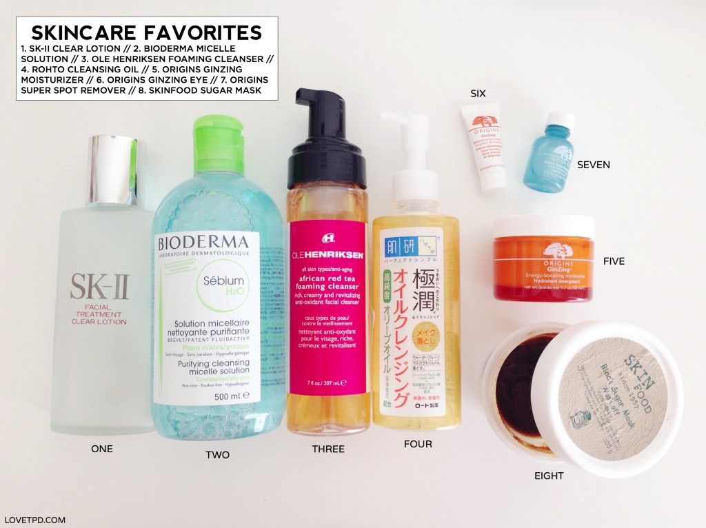 BEAUTY FAVORITES + GIVEAWAY WITH SOKO GLAM
