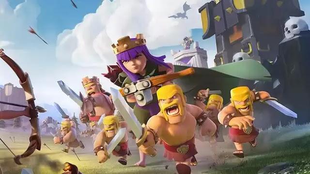 Bosan Main Game Mobile Legends Yuk Nostalgia Main Game Clash of Clans 5