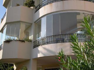 Cerramientos de terrazas para un excelente ahorro energético.