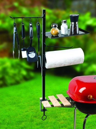 Must Have Backyard Picnic Gadgets - BBQ Organizer