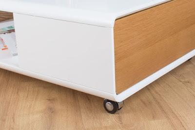 nábytok Reaction, dizajnový nábytok, biely nábytok