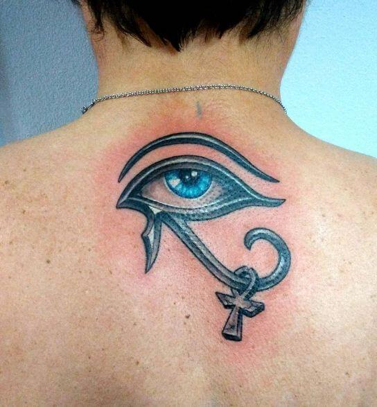 Egyptian Ankh Tattoos