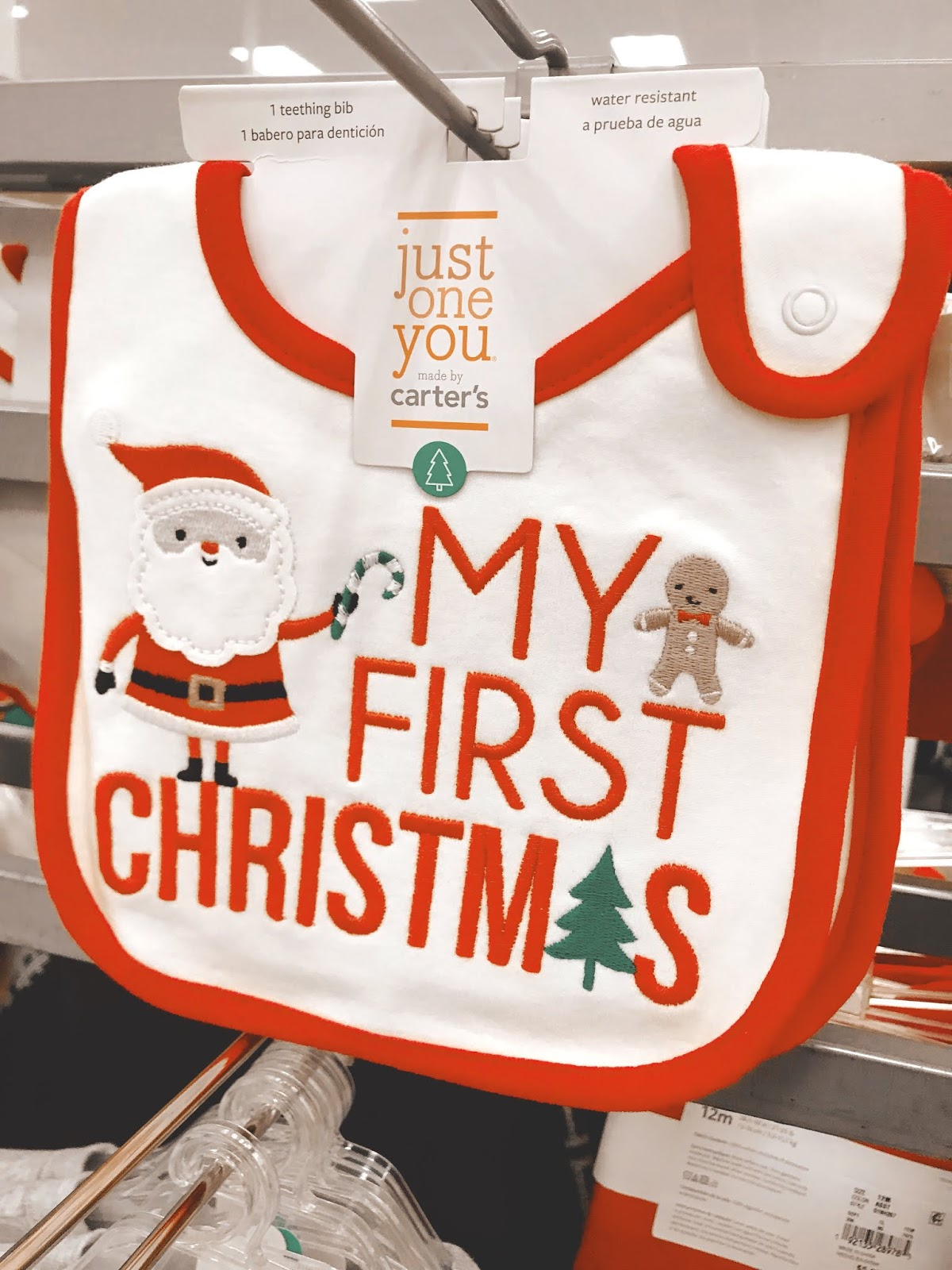 My First Christmas Outfit Baby Girl Target