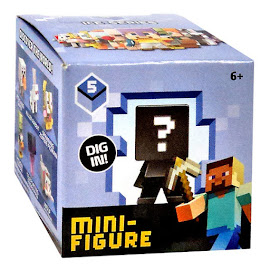 Minecraft Series 5 Chicken Jockey Mini Figure
