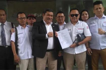 Sebut Yang Pilih Jokowi Masuk Surga, Farhat Abbas Dipolisikan Sebagai Penyebar Ujaran Kebencian