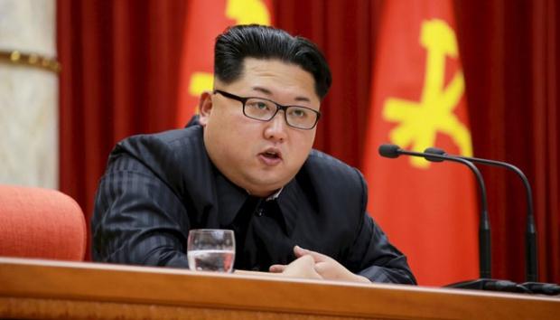 Presiden Korea Utara Kim Jong-Un